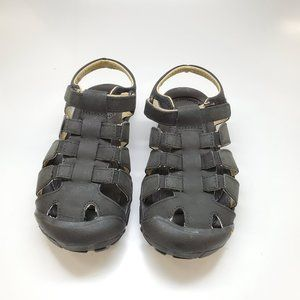 Keen Nashoba CNX Black Sandal Youth Size 1